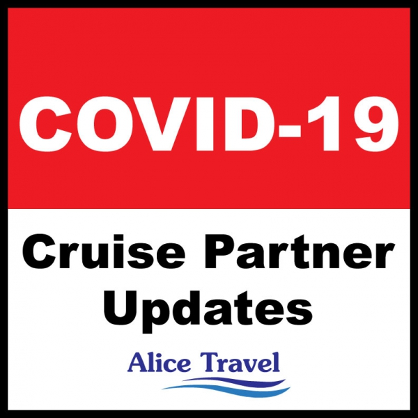 COVID-19 Cruise Partner Updates